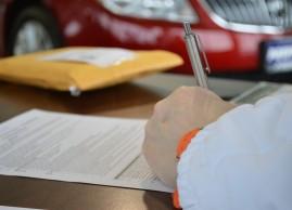 Prenos vlasništva – odjava