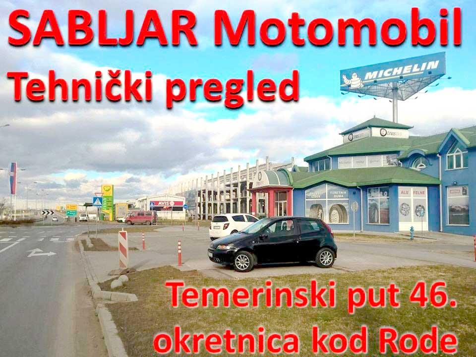Teretni Tehnički Pregled Novi Sad ~ Sabljar MotoMobil